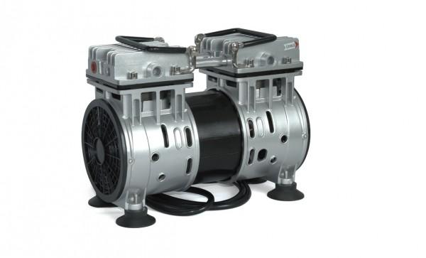 Industrie Vakuumpumpe ÖLFREI Labor Unterdruckpumpe Vakuum ölfrei Pumpe (400 A2)