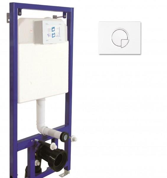 Vorwandelement Unterputz WC Spülkasten ECO Montageelement Unterputzspülkasten Hängewand