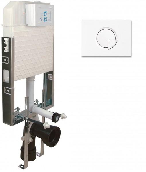 Unterputzspülkasten Vorwandelement Spülkasten Montageelement WC Trockenbau Rigipsspülkasten Trockenw
