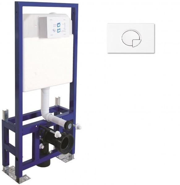 Vorwandelement Unterputz WC Spülkasten Montageelement Unterputzspülkasten freistehend Mauerwerkspülk