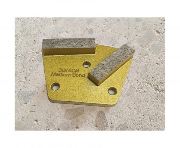 Diamantsegment Schleifschuh Bodenschleifer Schleifsegmente Diamantschleifsegment Betonschleifer Schl